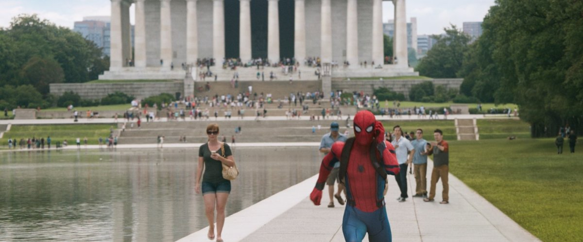 Back to School: Spider-Man Homecoming