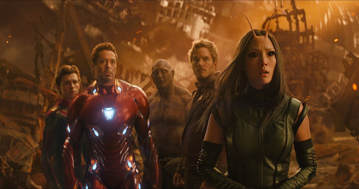 Avengers: Infinity War (Big Screen Review)
