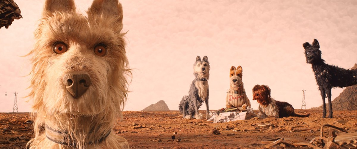 Isle of Dogs (Big Screen Review)