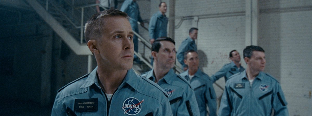 First Man (Big Screen Review)