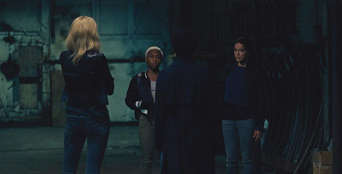 Widows (Big Screen Review)