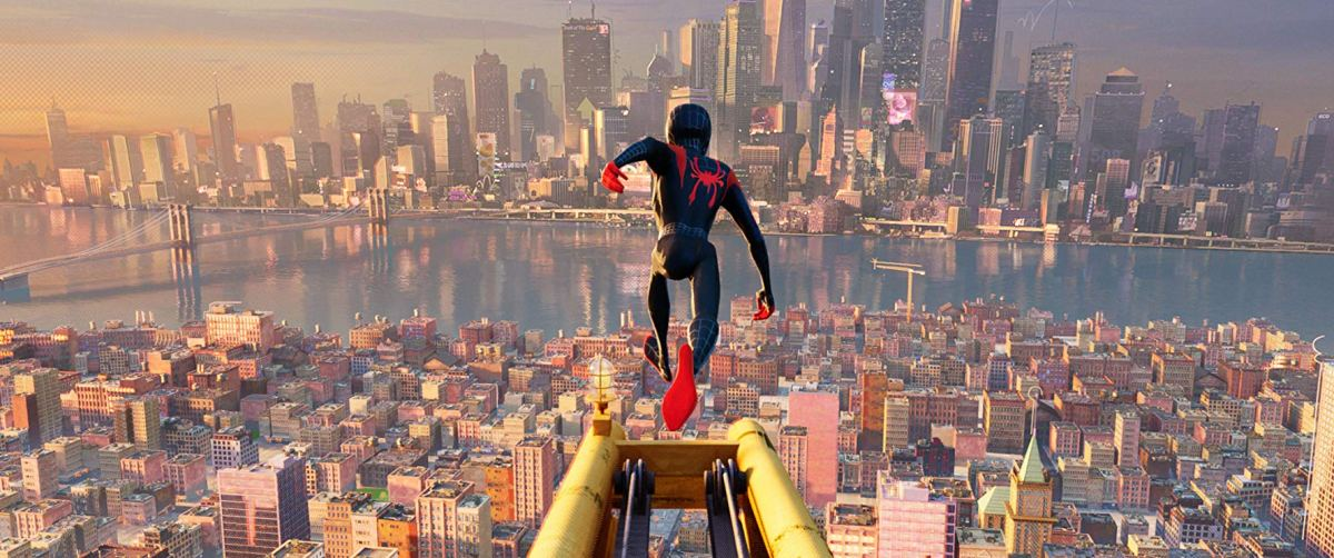 Spider-Man: Into the Spider-Verse (Big Screen Review)