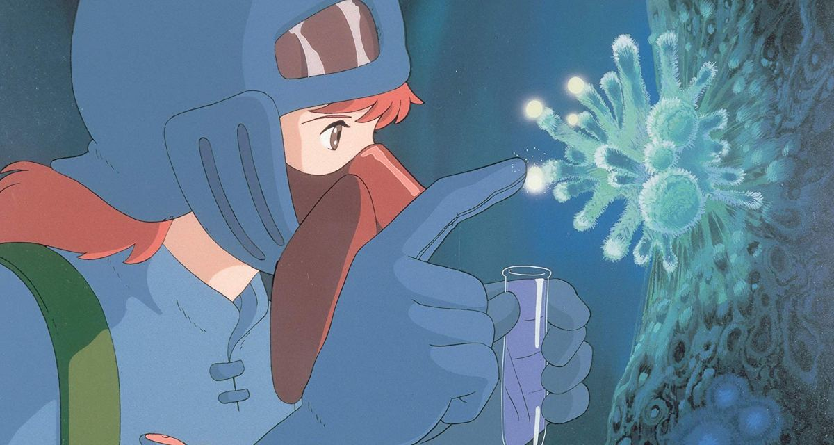 Studio Ghibli #0: Nausicaä of the Valley of the Wind