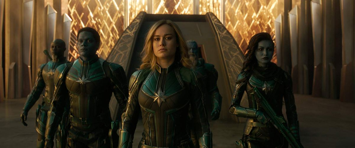 Captain Marvel (Big Screen Review)