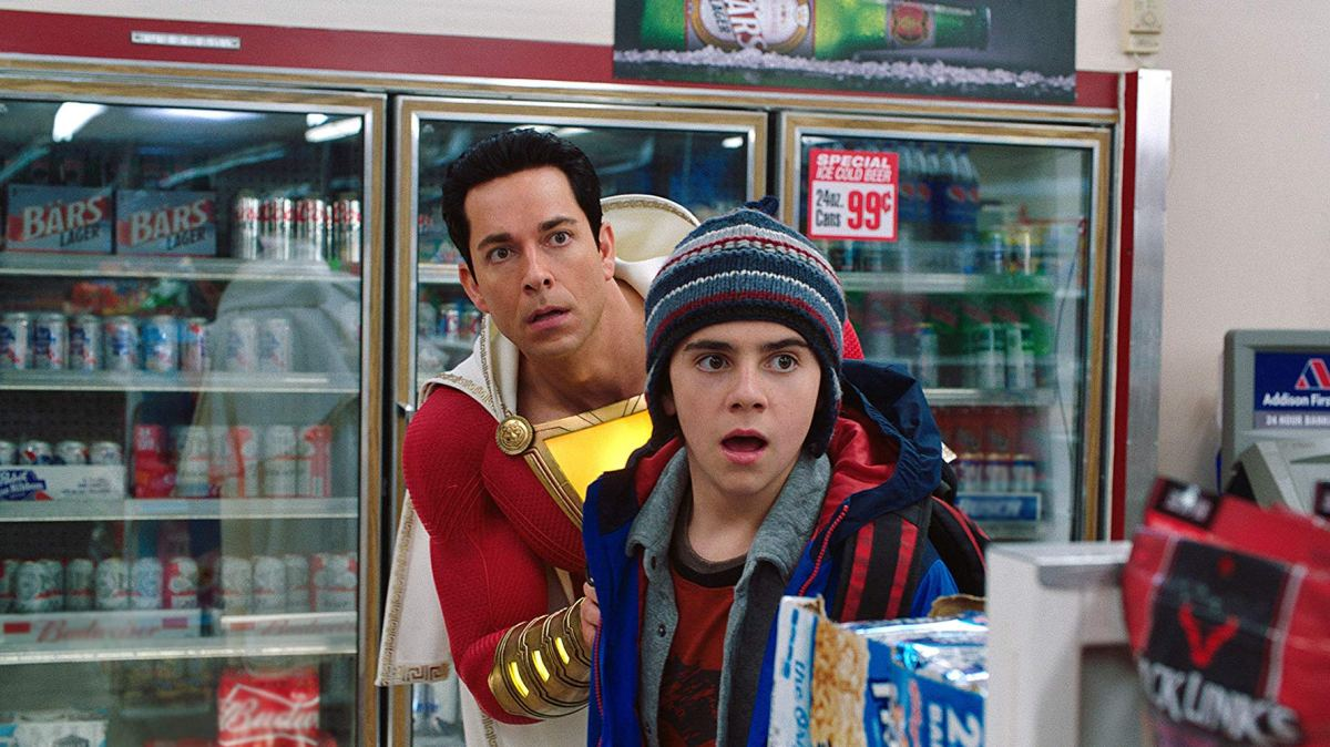 Shazam! (Big Screen Review)