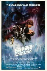 Star Wars 5 Empire Strikes Back